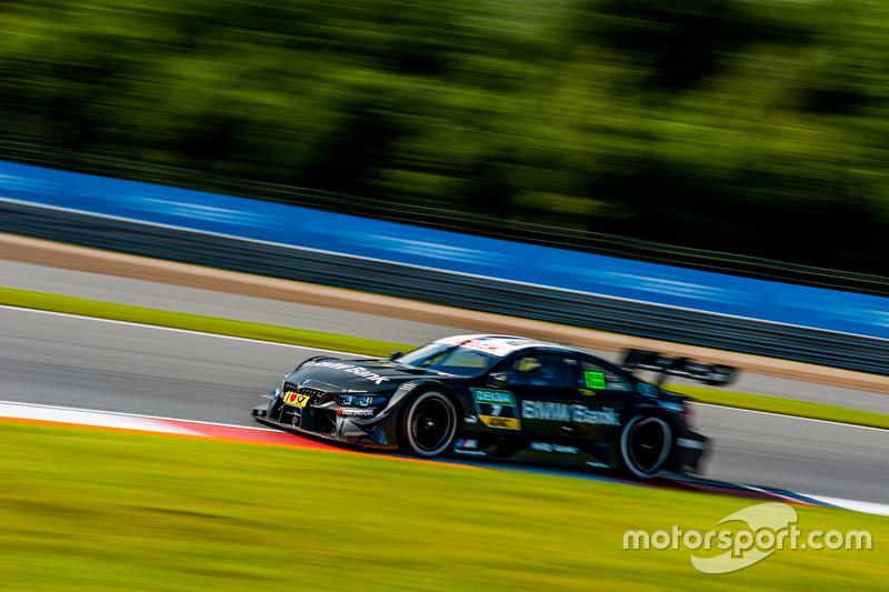 Бруно Спенглер, BMW M4 DTM, BMW Team RBM