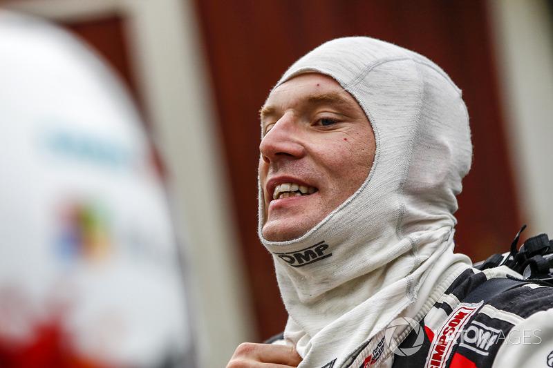 Ярі-Матті Латвала, Toyota Racing