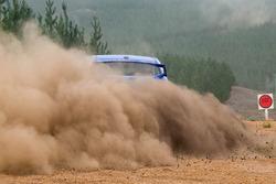 Molly Taylor, Bill Hayes, Subaru WRX STI, Subaru do Motorsport team