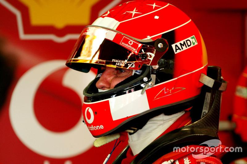 2004: Формула 1 та Ferrari