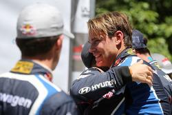 Winner Andreas Mikkelsen, Volkswagen Motorsport