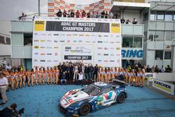 Juara 2017, #77 Callaway Competition, Corvette C7 GT3-R: Jules Gounon, Daniel Keilwitz