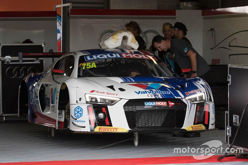#75 Jamec Pem Racing Audi R8 LMS
