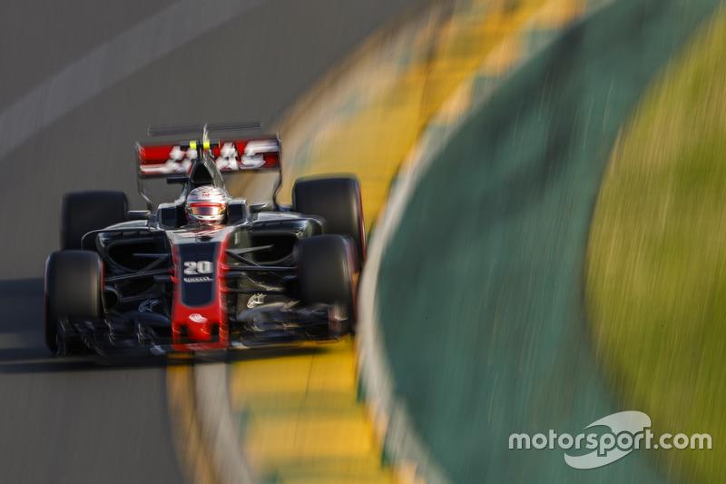 Ausfall: Kevin Magnussen, Haas F1 Team