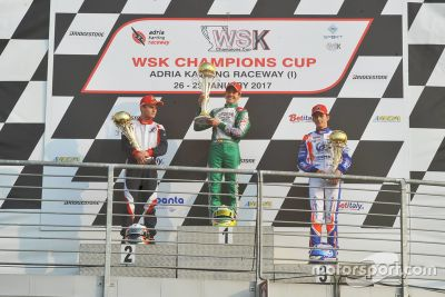 WSK Champions Cup: Adria