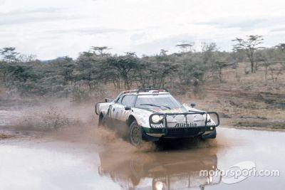 Safari Rally de Kenya