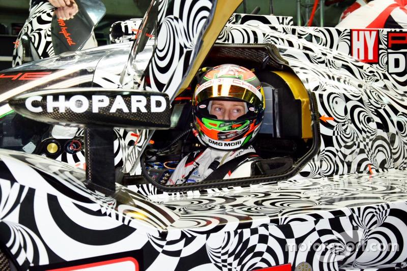 Porsche Team Porsche 919 Hybrid: Brendon Hartley
