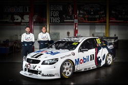 Scott Pye, Warren Luff, HSV Racing