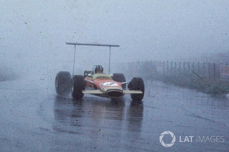 Graham Hill (1962 dan 1968)