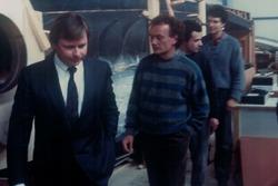 Didier Pironi, Jean Claude Gue_nard