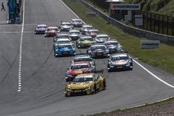 Start: Timo Glock, BMW Team RMG, BMW M4 DTM leads