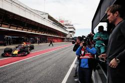 Daniel Ricciardo, Red Bull Racing RB13, Nico Rosberg