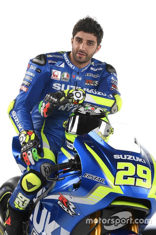 Andrea Iannone, Team Suzuki Ecstar MotoGP