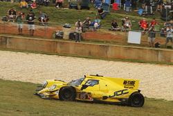 Problemas para el #85 JDC/Miller Motorsports ORECA 07: Stephen Simpson, Mikhail Goikhberg, Chris Miller