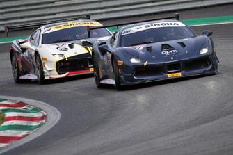 #401 Ferrari 488, Blackbird Concessionaires: Philippe Prette