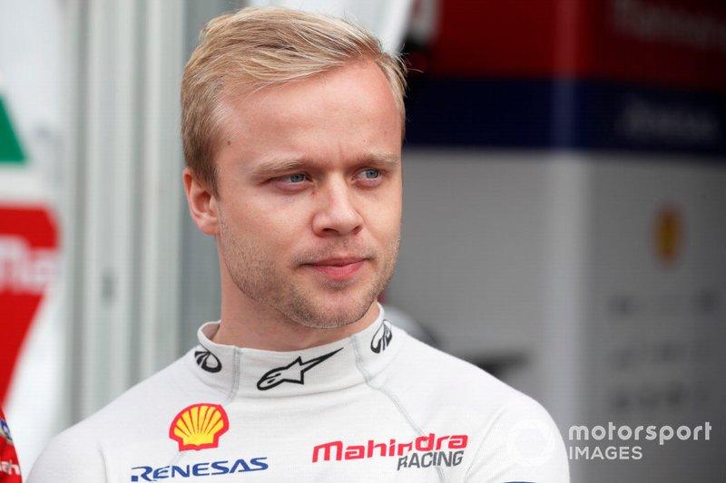 24 место: Феликс Розенквист (Mahindra Racing) – 0 очков