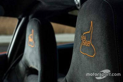 Presentazione McLaren 720S Spa 68 Collection