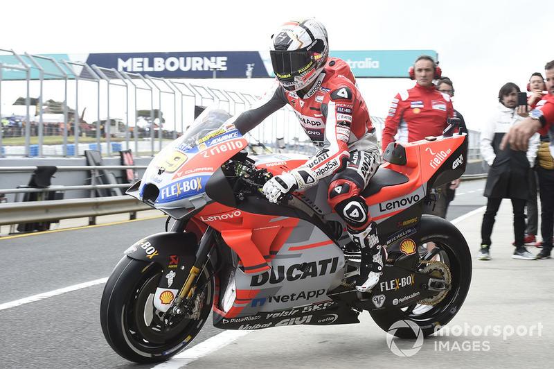 Alvaro Bautista, Ducati Team