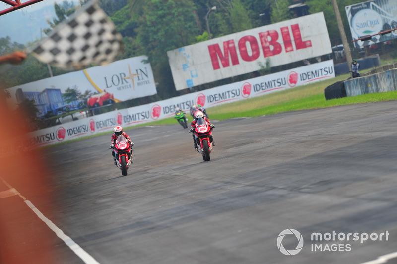 Rheza Danica dan Awhin Sanjaya, Astra Honda Racing Team