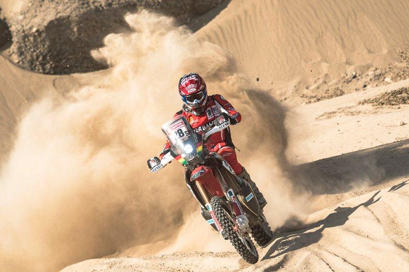 10. #28 Honda: Даніель Носілья Ягер