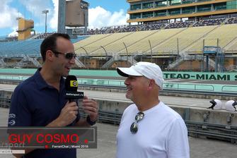 Guy Cosmo, FerrariChat Miami Tour