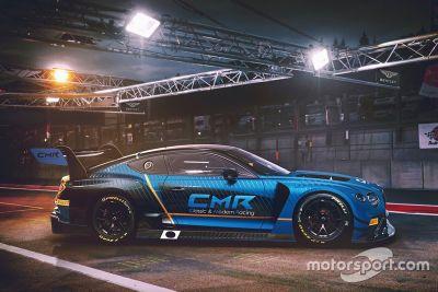 Annuncio CMR Bentley