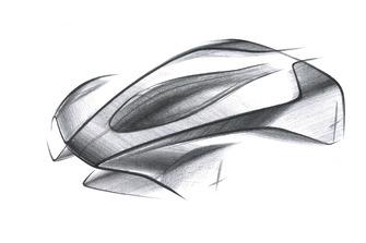 Hypercar Aston Martin Project 003