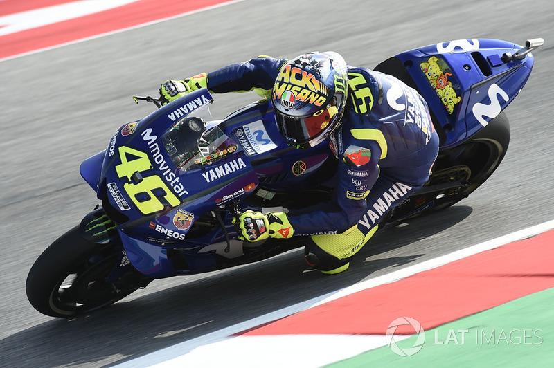 GP de Saint-Marin - Valentino Rossi