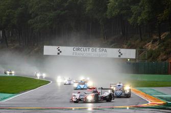 #22 United Autosports Ligier JSP217 - Gibson: Phil Hanson, Filipe Albuquerque