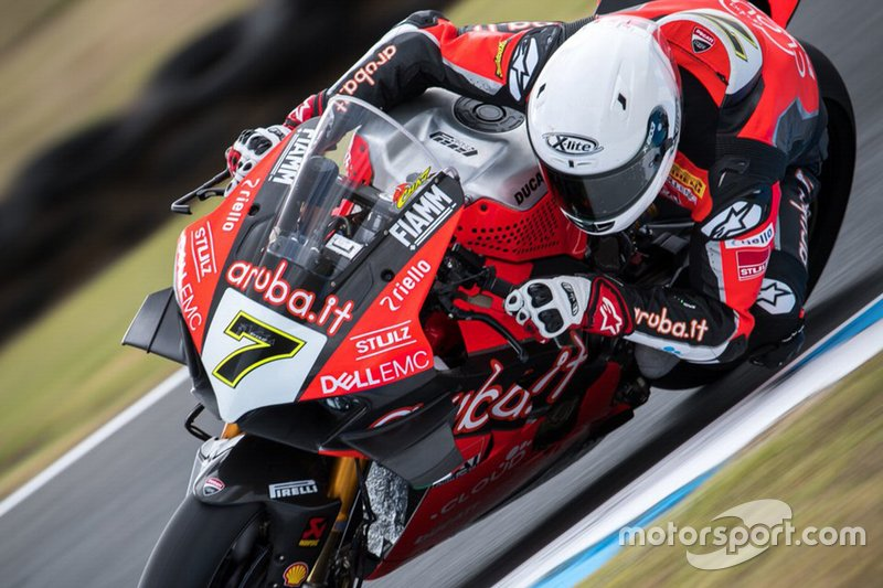 Chaz Davies, Aruba.it Racing, Ducati
