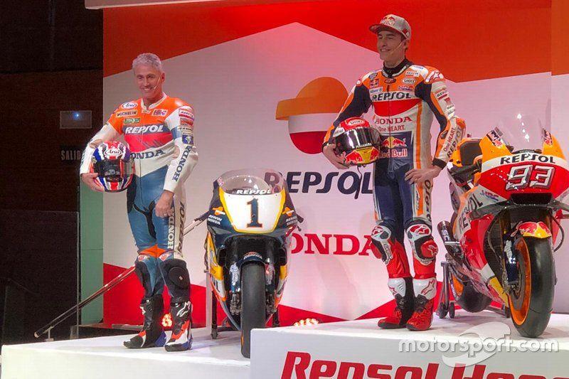 Презентация Repsol Honda