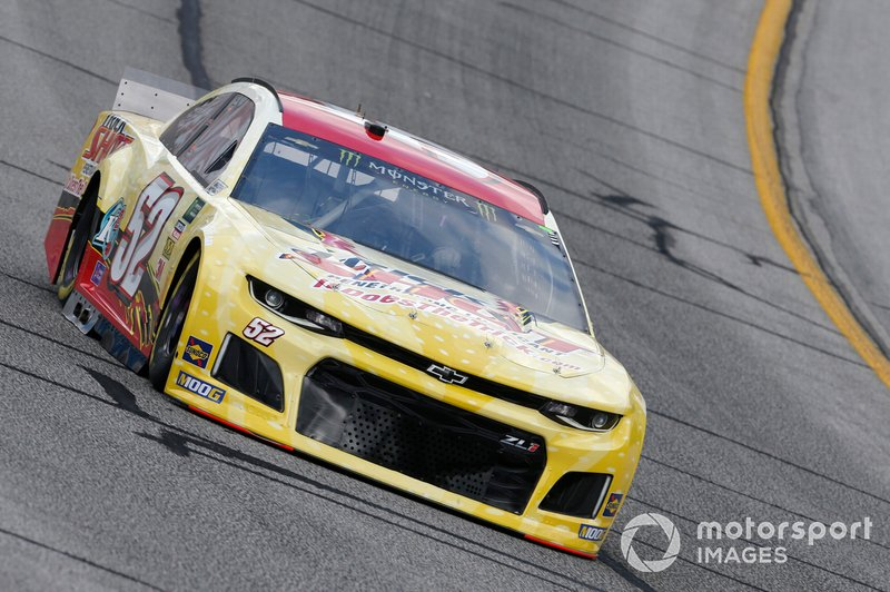 37. B.J. McLeod, Rick Ware Racing, Chevrolet Camaro