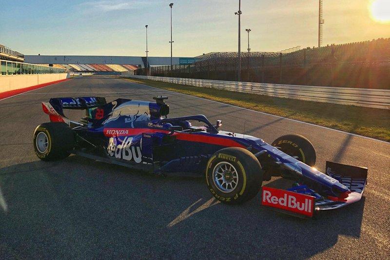 Презентація Toro Rosso