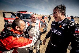 #374 Mini: Денис Кротов, Дмитро Циро, MSK Rally Team