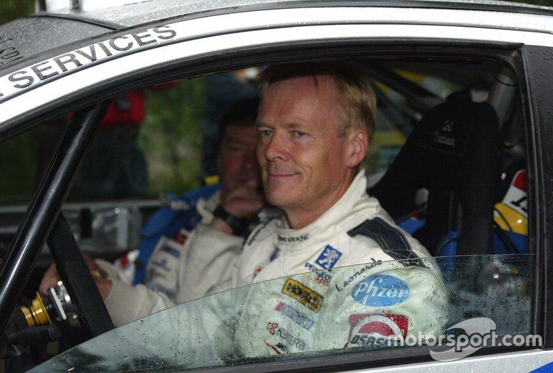 Ari Vatanen, campeón del mundo del 1981