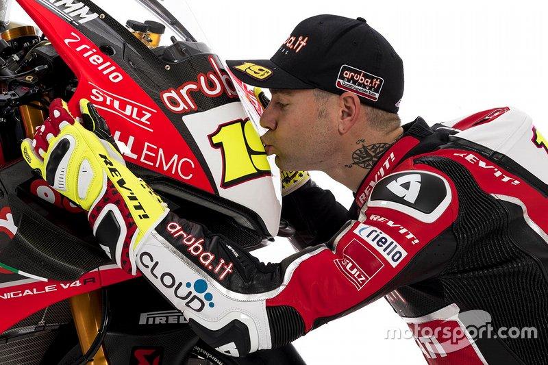 Альваро Баутіста, Aruba.it Racing-Ducati SBK Team