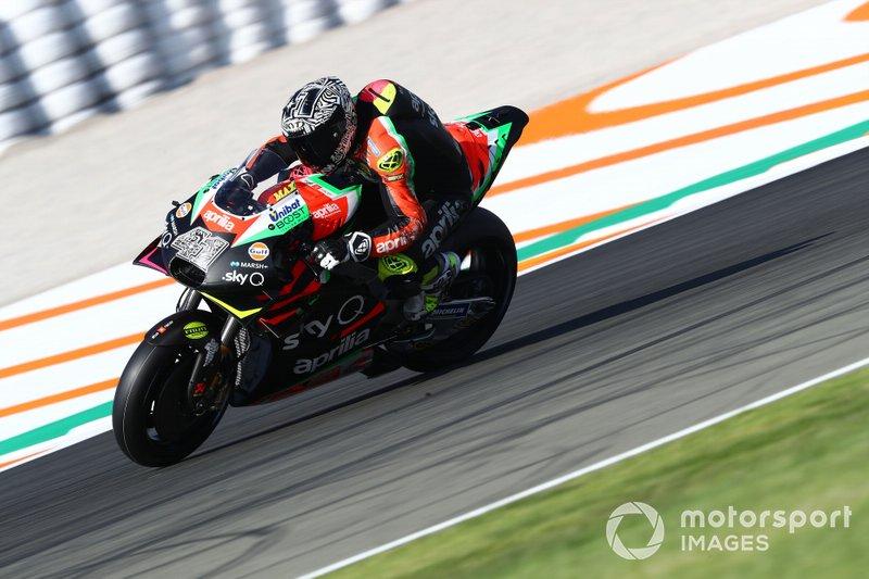 Valencia November test