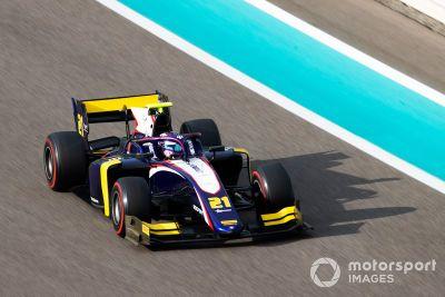 Test di dicembre ad Abu Dhabi