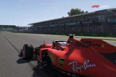 F1虚拟大奖赛