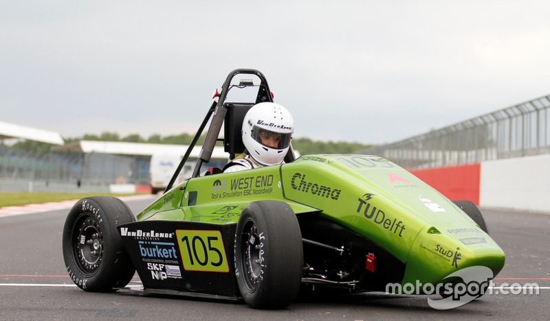 Formula Student, Forze Hydrogen Electric Racing