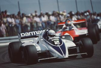 Riccardo Patrese, Brabham BT50 BMW