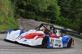Cosimo Rea, Ligier JS 51 Honda, Tramonti Corse