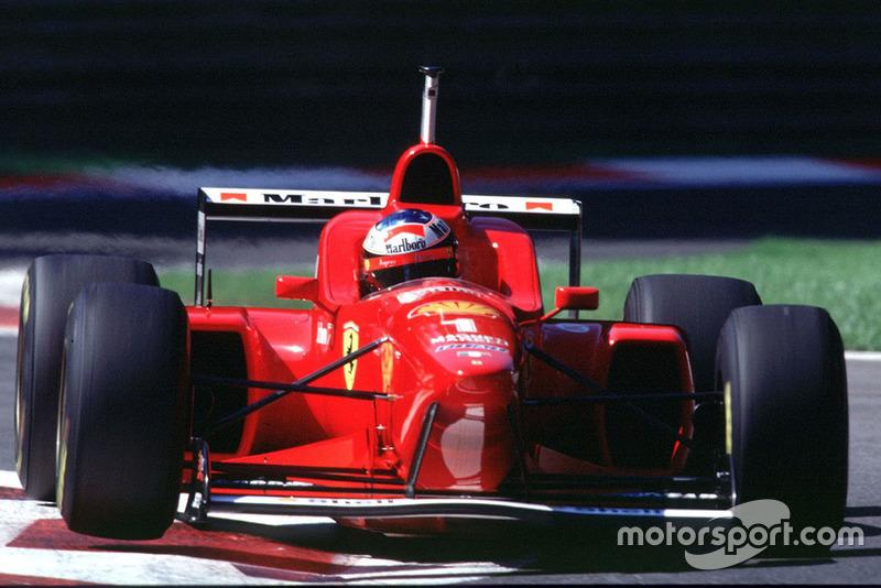 Michael Schumacher, Ferrari