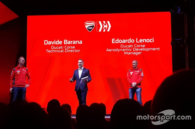 Davide Barana y Edoardo Lenoci