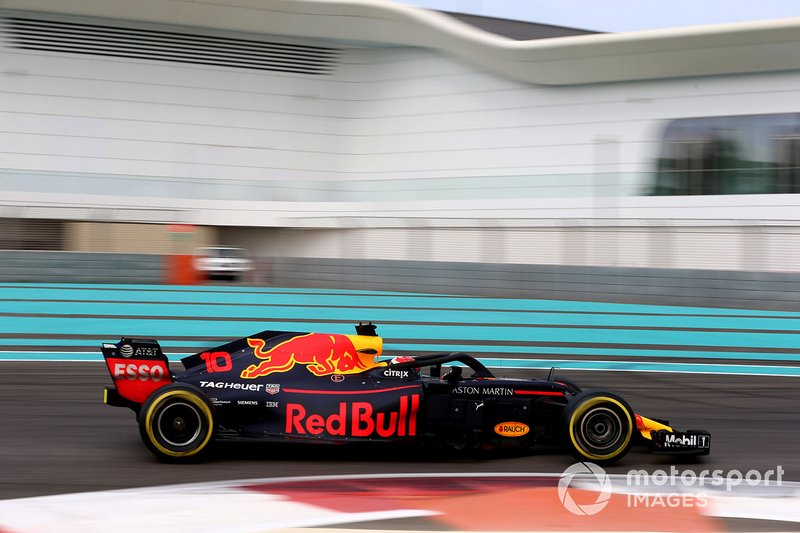 2018. Red Bull RB14 TAG Heuer