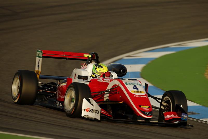Мік Шумахер, PREMA Theodore Racing Dallara F317 - Mercedes-Benz