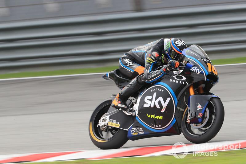 Luca Marini, Sky Racing Team VR46 Moto2,