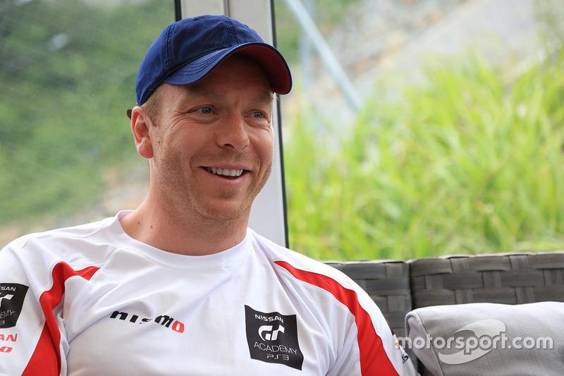 Крис Хой, #25 Algarve Pro Racing Ligier JSP2 Nissan