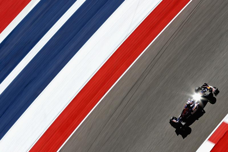 #3: Daniil Kvyat in Austin