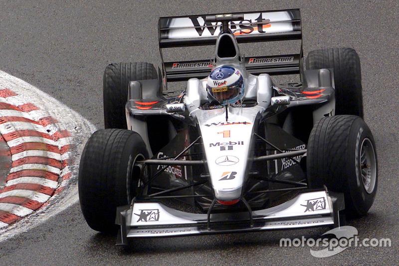 Мика Хаккинен, McLaren-Mercedes MP4/15